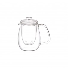 KINTO - UNITEA TEAPOT SET LARGE GLASS