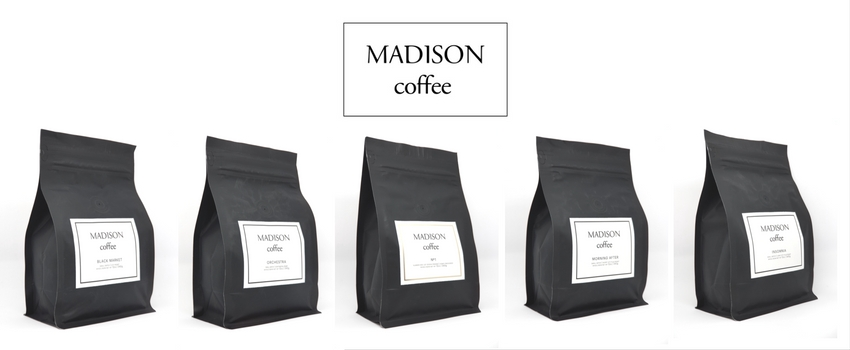 MADISON Coffee Collection